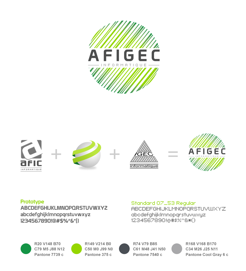 Construction Logo, Afigec