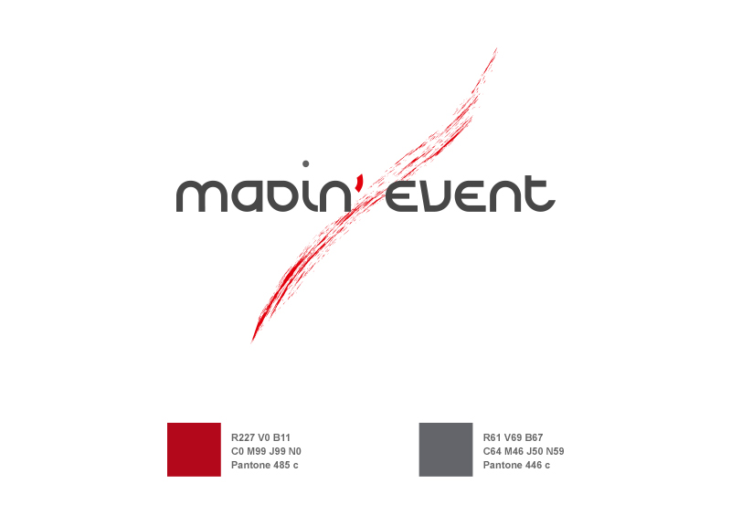Construction Logotype, Madin Event