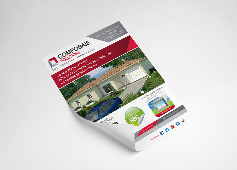Flyer, Compobaie Solutions