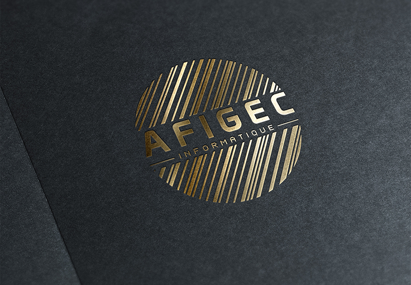 Logotype, Afigec Informatique
