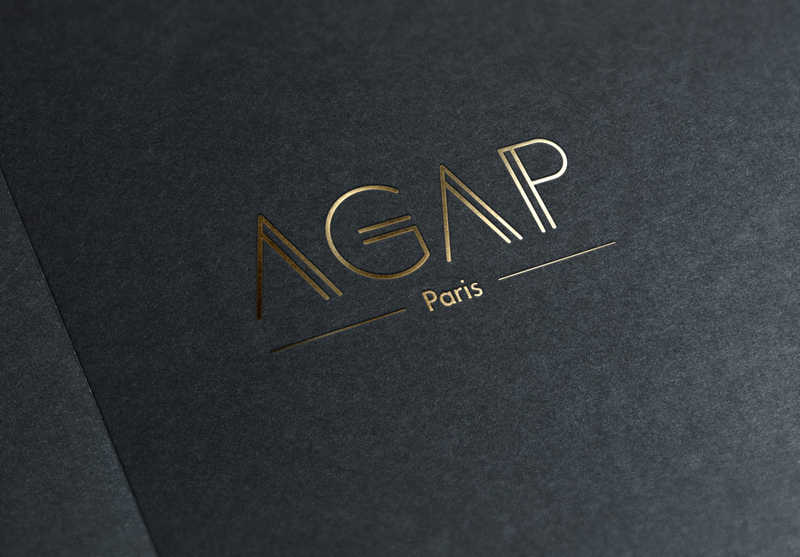 Logotype, Agap version 1