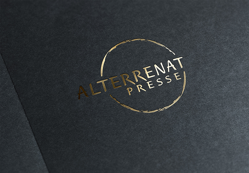Logotype, Alterrenat