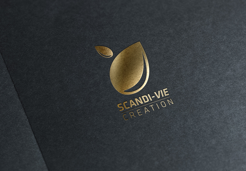 Logotype, Scandi-vie Creation