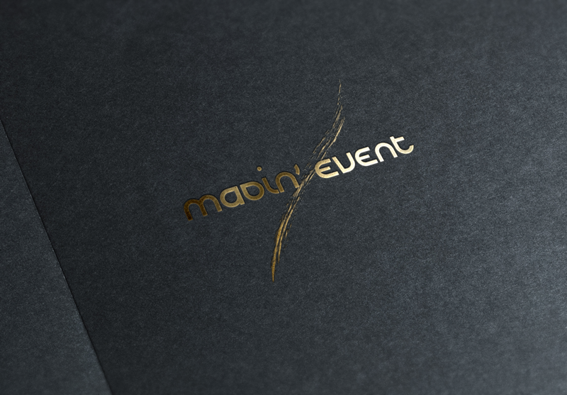 Logotype, Madin Event